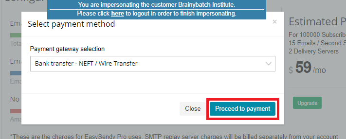 How To Make A Wire Transfer | Payment Through Bank Transfer Neft Wire Easysendy Pro
